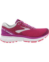 2be8bd27bd0 Brooks - Ghost 11 (ebony oyster wild Aster) Women s Running Shoes -
