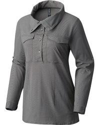 Mountain Hardwear - Citypass Popover Shirt - Lyst
