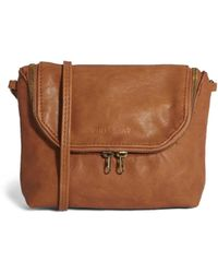 Pull&Bear - Cross Body Bag in Tan - Lyst
