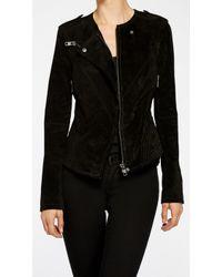 Blank Jacket black - Lyst