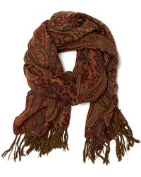 Our Legacy - Boiled Paisley Scarf - Lyst