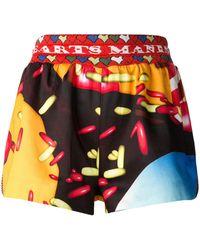 Manish Arora 'Blown Up Candy' Shorts - Lyst