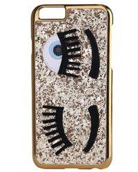 Chiara Ferragni - Flirting Glitter Iphone 6 Case - Lyst