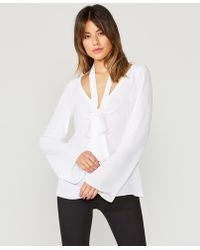 Bailey 44 - Ring My Bell Georgette Blouse - Lyst