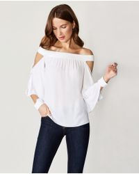 Bailey 44 - Liberty Georgette Top - Lyst