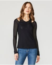 Bailey 44 - Trawler Mesh Top - Lyst