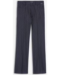 Balenciaga - Pantaloni fluidi - Lyst