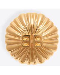 Balenciaga - Round Clip Earcuff - Lyst