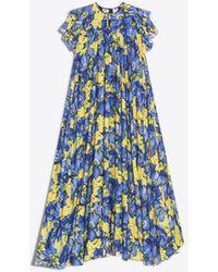 Balenciaga - Flou Dress - Lyst