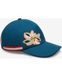 Bally - Patch Baseball Cap - Lyst