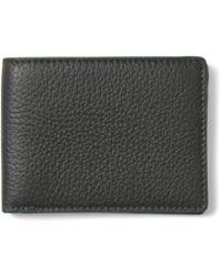 Banana Republic - Leather Billfold Wallet - Lyst