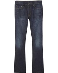 Banana Republic - Bootcut Medium Wash Jean - Lyst