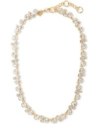 Banana Republic - Stone Strand Necklace - Lyst