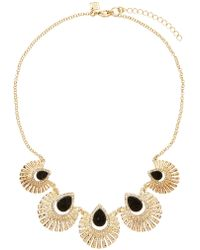 Banana Republic Factory - Fan Statement Necklace - Lyst