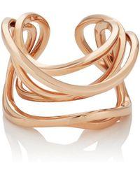 Dauphin - Serpentine Cuff Ring Size 6 - Lyst