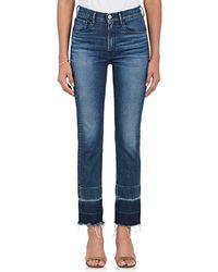 3x1   W4 Shelter Straightleg Crop Jeans   Lyst