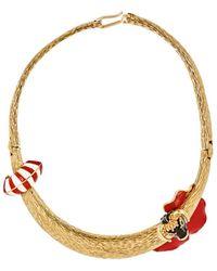 Maison Mayle - Matadora Collar Necklace - Lyst