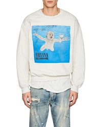MadeWorn - nirvana Nevermind Distressed Cotton - Lyst