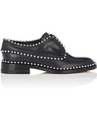 Alexander Wang - Wendie Leather Laceless Oxfords - Lyst