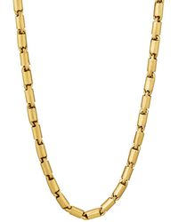 Eli Halili - Cartouche Necklace - Lyst