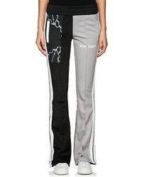 Palm Angels - Patchwork Skinny Track Pants Size M - Lyst