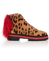 Mr & Mrs Italy - Leopard - Lyst
