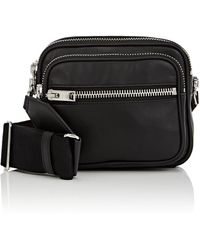 Alexander Wang - Attica Leather Crossbody Camera Bag - Lyst