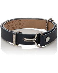 Giles & Brother - visor Cuff Bracelet - Lyst