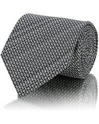 Brioni - Neat Silk Necktie - Lyst