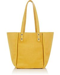 Fontana Milano 1915 - Ginger Suede Tote Bag - Lyst