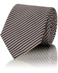 Boglioli - Striped Silk - Lyst
