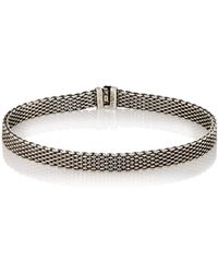 Title Of Work | Mesh Bracelet | Lyst