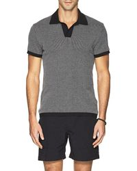 Orlebar Brown - felix Vintage Cotton Polo Shirt - Lyst