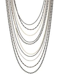 Goossens Paris - Cascade Necklace - Lyst