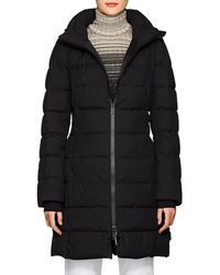Herno - Down Long Puffer Coat - Lyst