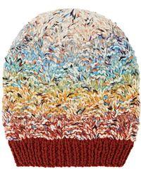 Missoni - Mixed-stitch Wool - Lyst