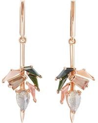 Nak Armstrong - Pogo Drop Earrings - Lyst