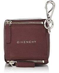 Givenchy - Pandora Cube Pouch - Lyst