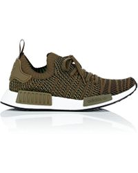 promo code a4f34 72858 adidas - Nmd R1 Stlt Primeknit Sneakers - Lyst