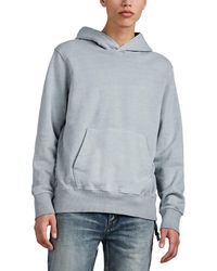 Ksubi - Seeing Lines Cotton French Terry Hoodie - Lyst