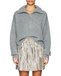 Étoile Isabel Marant - Cyclan Mohair-blend Oversized Sweater - Lyst