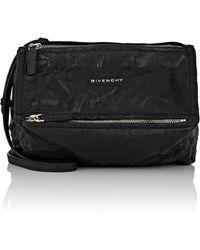 Givenchy - Pandora Pepe Mini Leather Messenger Bag - Lyst
