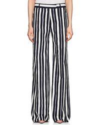 Martin Grant | Striped Cotton Wide | Lyst