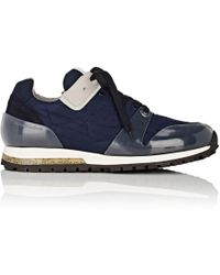 Acne | Jimmy Quilted Nylon Sneakers | Lyst