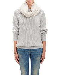The Elder Statesman - Itsa Neck Warmer - Lyst
