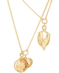 Givenchy - Heart Fusion Layered Necklace - Lyst