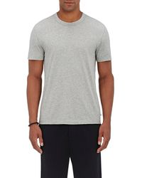 James Perse - Jersey T-Shirt - Lyst