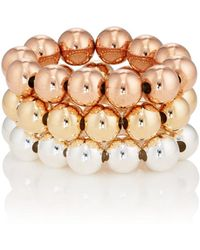 Beck Jewels - Allegra Ring Trio - Lyst
