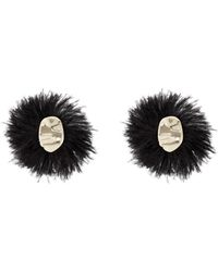 Proenza Schouler - Feather Earrings - Lyst