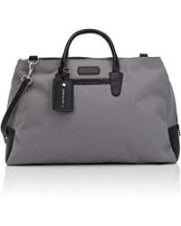 T. Anthony - Canvas & Leather Weekender Bag - Lyst